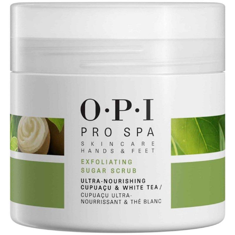 Image of   Opi - Pro Spa Exfoliating Sugar Scrub Til Hænder Og Fødder