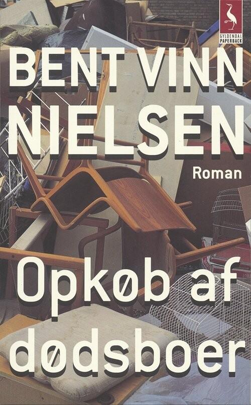 Image of   Opkøb Af Dødsboer - Bent Vinn Nielsen - Bog