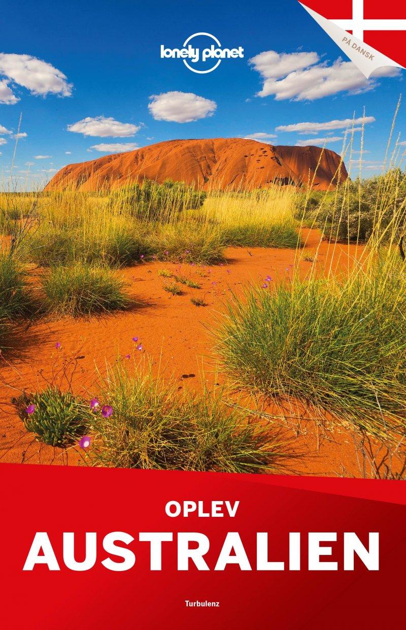 Oplev Australien - Lonely Planet - Bog