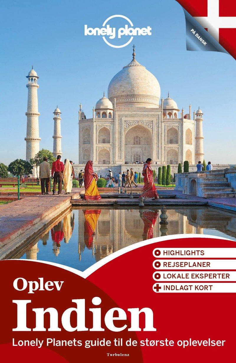Oplev Indien - Lonely Planet - Bog