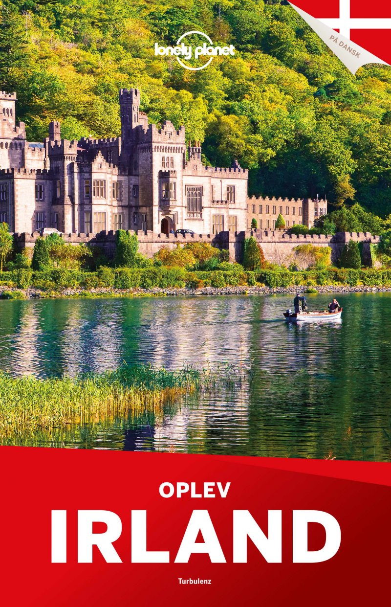 Oplev Irland - Lonely Planet - Bog
