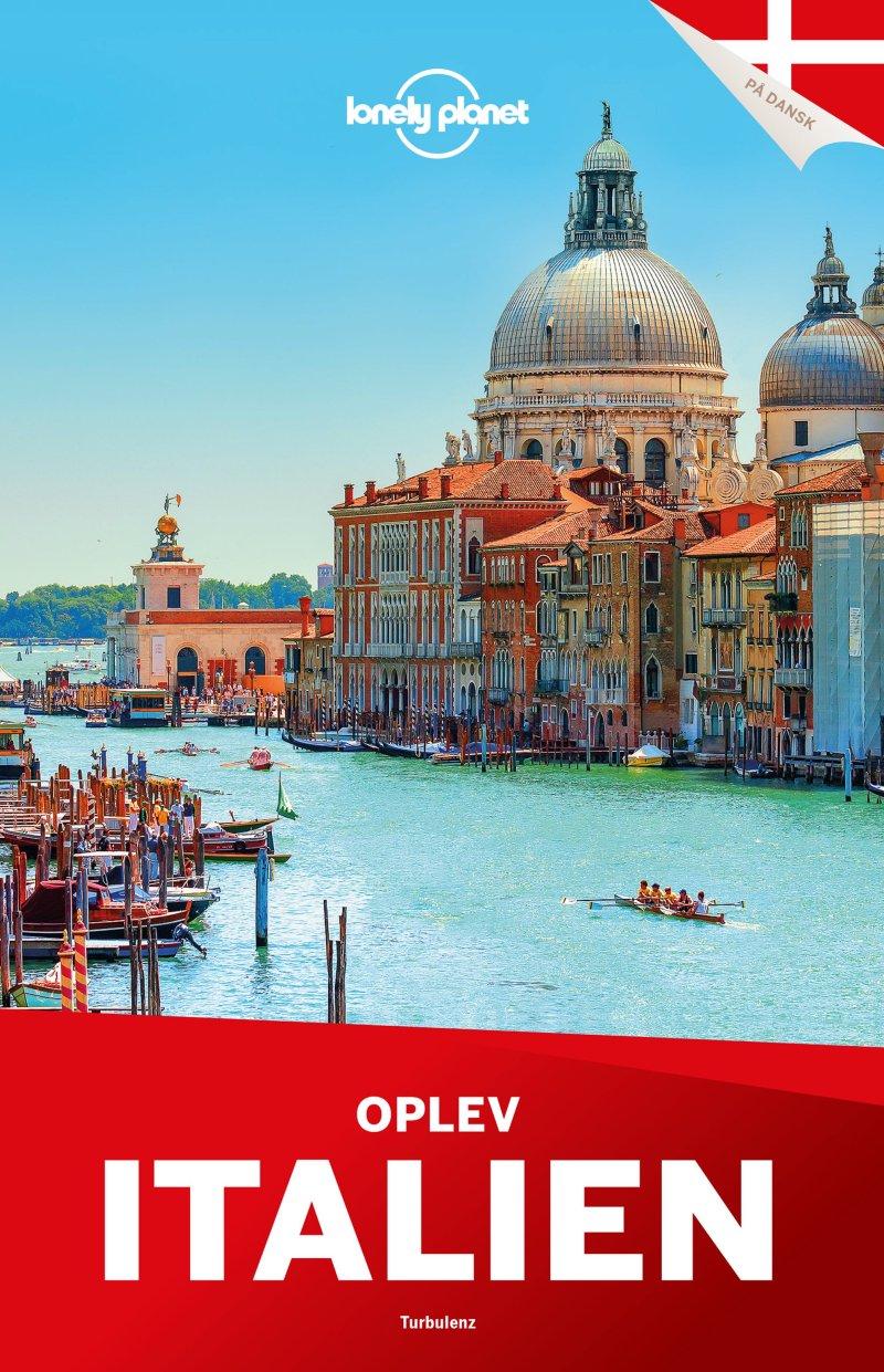 Oplev Italien - Lonely Planet - Bog