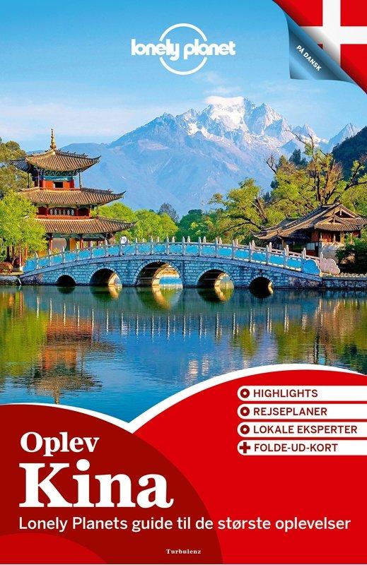 Oplev Kina - Lonely Planet - Bog