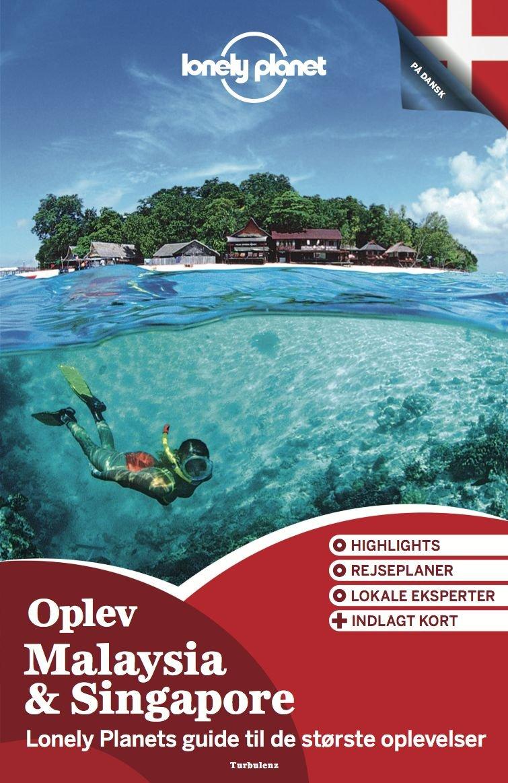 Billede af Oplev Malaysia & Singapore - Lonely Planet - Bog