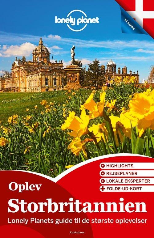 Oplev Storbritanien - Lonely Planet - Bog