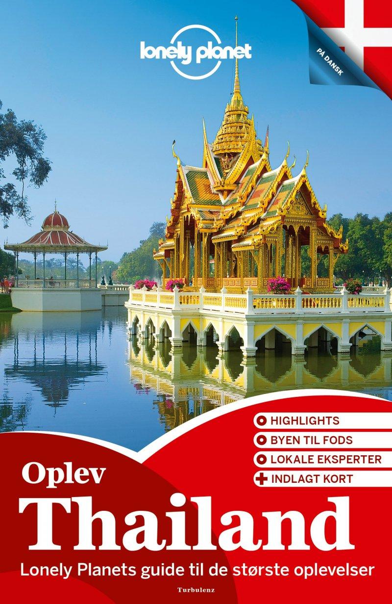 Oplev Thailand - Lonely Planet - Bog