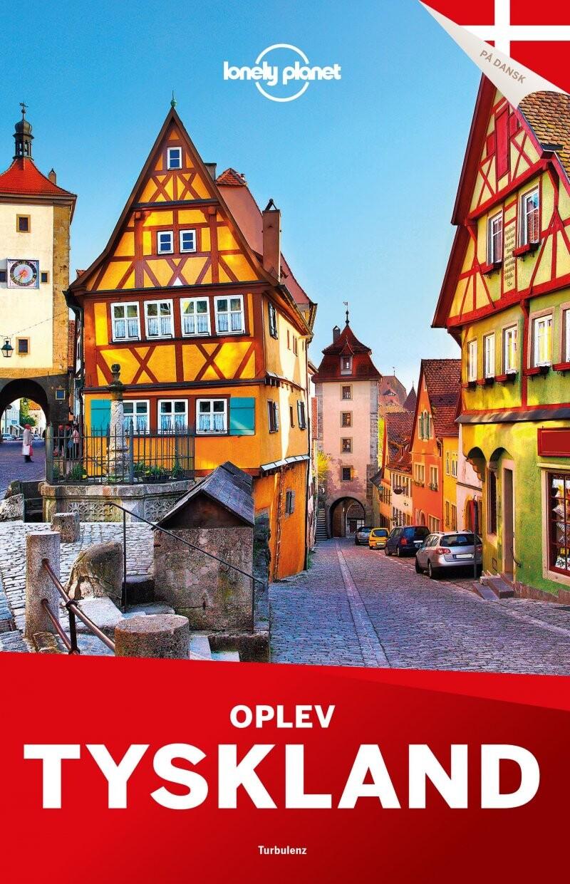 Oplev Tyskland - Lonely Planet - Bog