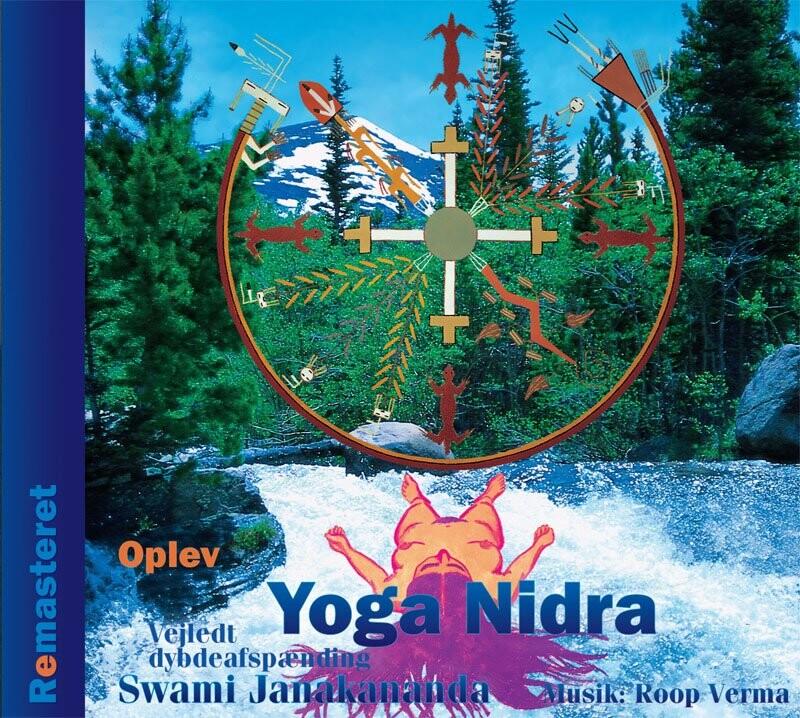 Oplev Yoga Nidra: Vejledt Dybdeafspænding (remasteret) - Swami Janakananda Saraswati - Cd Lydbog