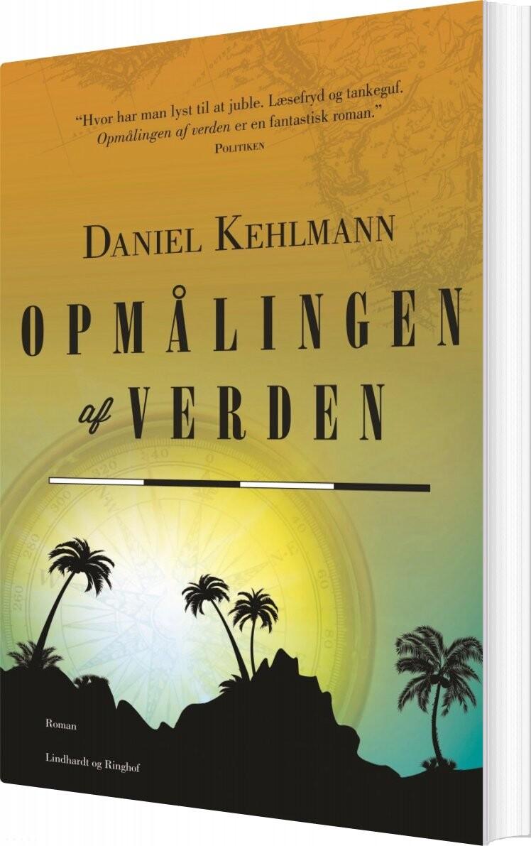 Image of   Opmålingen Af Verden - Daniel Kehlmann - Bog