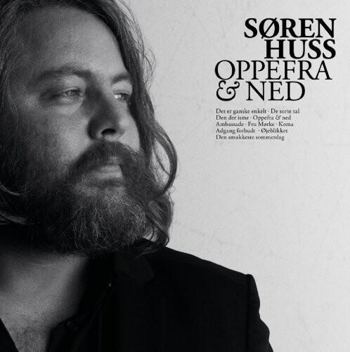 Image of   Søren Huss - Oppefra Og Ned - Vinyl / LP