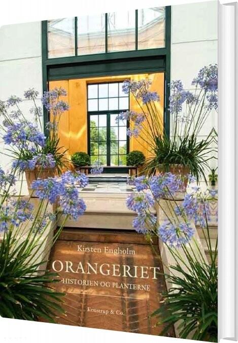 Image of   Orangeriet - Kirsten Engholm - Bog