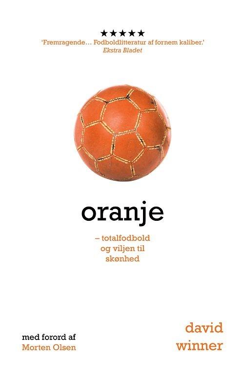 Image of   Oranje - David Winner - Bog