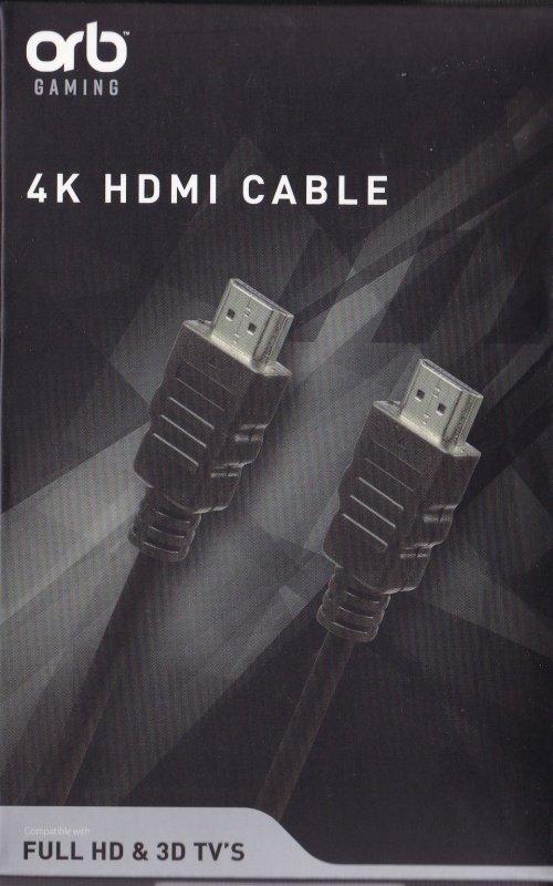 Image of   High Speed Hdmi 2.0 Kabel 2.0 Til 4k Video Af Orb