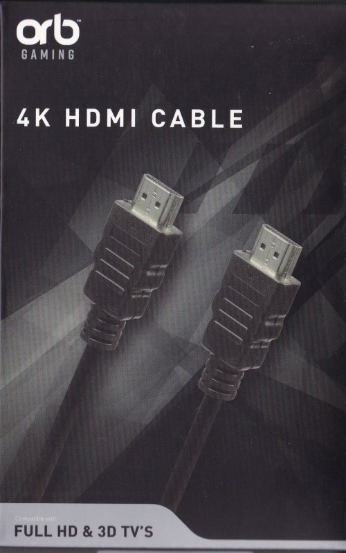 Image of   High Speed Hdmi 2.0 Kabel 2.0 Til 4k Video Af Orb