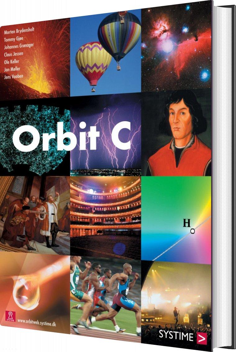 Orbit C - Stx - 2. Udgave - Jan Møller - Bog