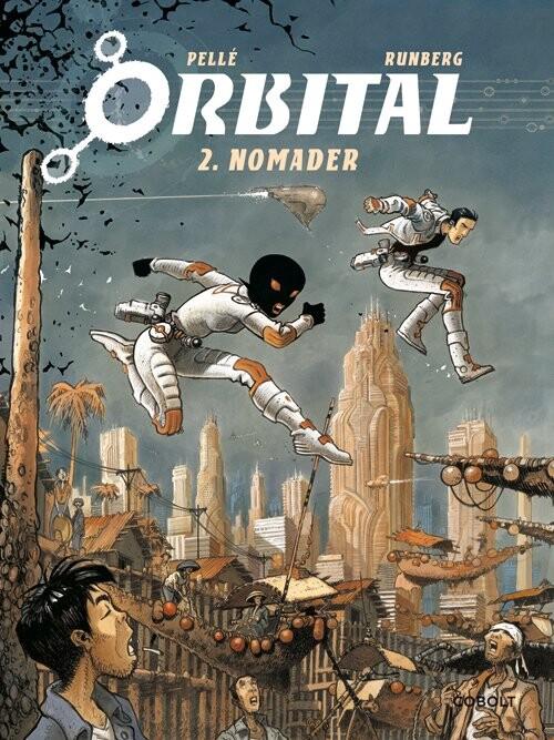 Billede af Orbital 2 - Sylvain Runberg - Tegneserie