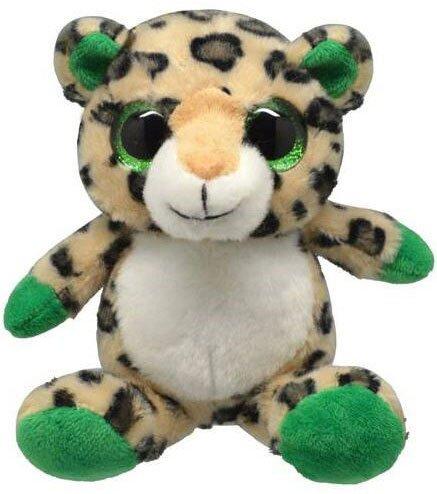 Leopard Bamse - 26 Cm - Orbys
