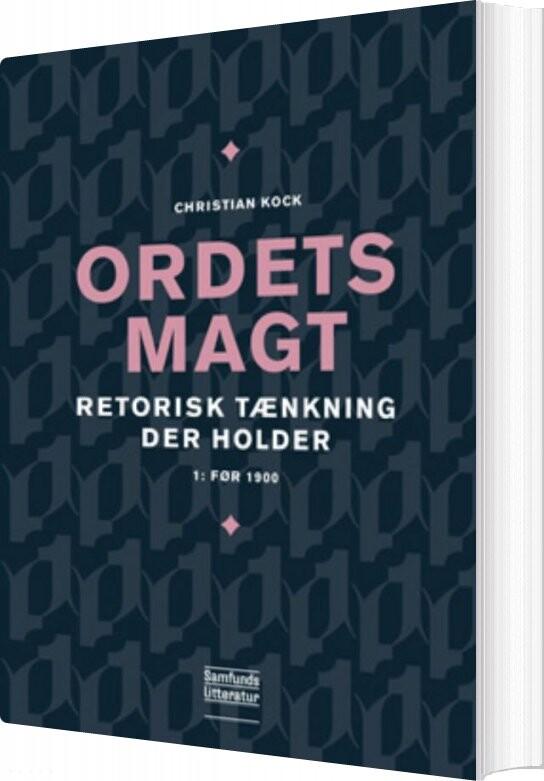 Image of   Ordets Magt - Christian Kock - Bog