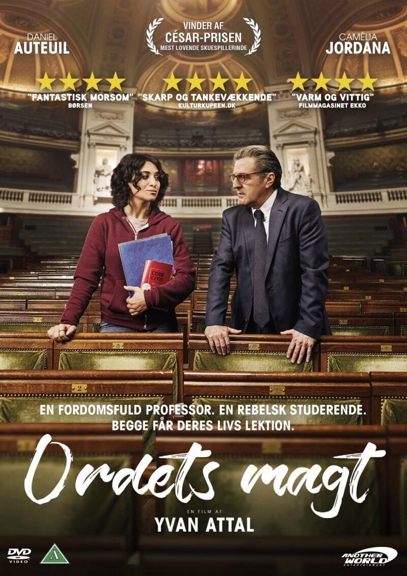 Image of   Ordets Magt / Le Brio - DVD - Film