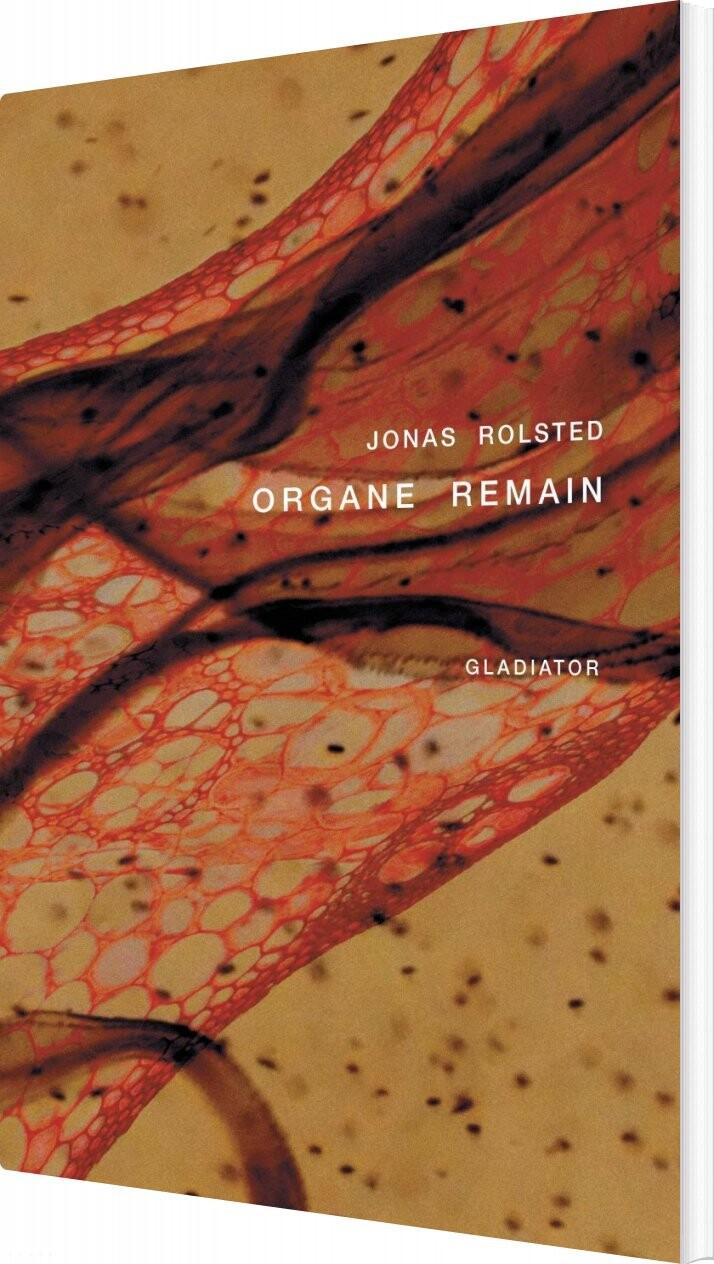 Image of   Organe Remain - Jonas Rolsted - Bog