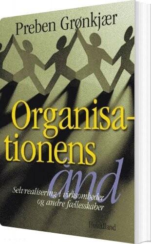 Image of   Organisationens ånd - Preben Grønkjær - Bog