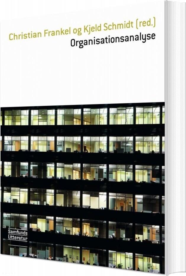 Image of   Organisationsanalyse - Christian Frankel - Bog