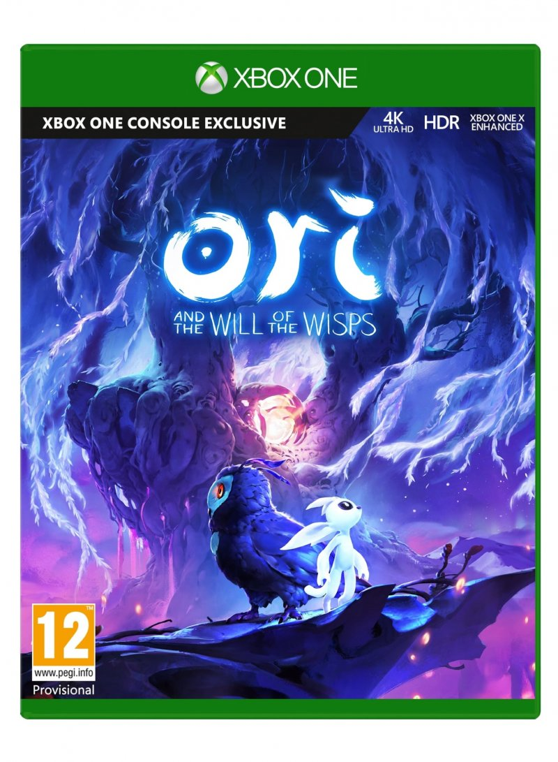 Image of   Ori And The Will Of The Wisps - Nordic - Xbox One
