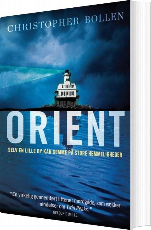 Orient - Christopher Bollen - Bog