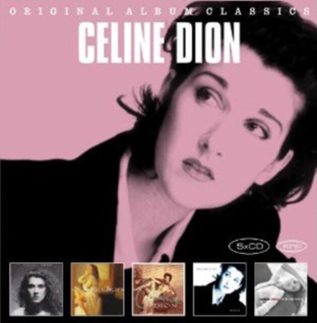 Image of   Celine Dion - Original Album Classics - CD