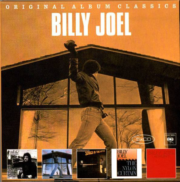 Image of   Billy Joel - Original Album Classics - CD