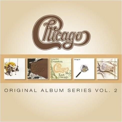 Image of   Chicago - Original Album Series Vol. 2 - CD