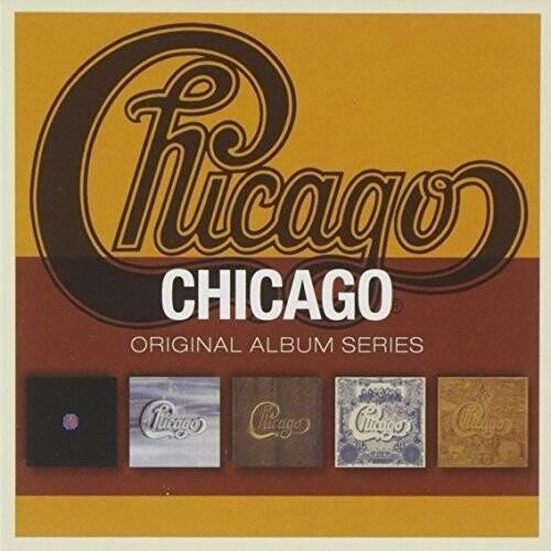 Image of   Chicago - Original Album Series - CD