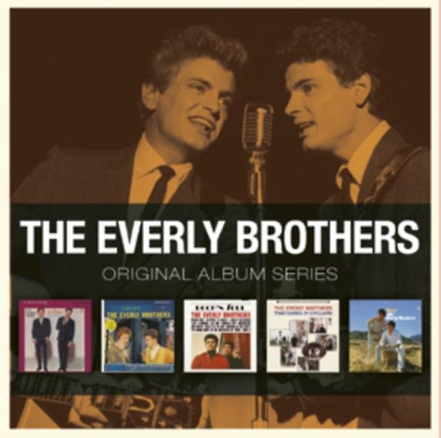 Image of   The Everly Brothers - Original Album Series - CD