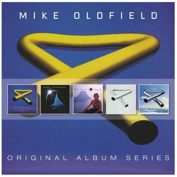 Image of   Mike Oldfield - Original Album Series - CD