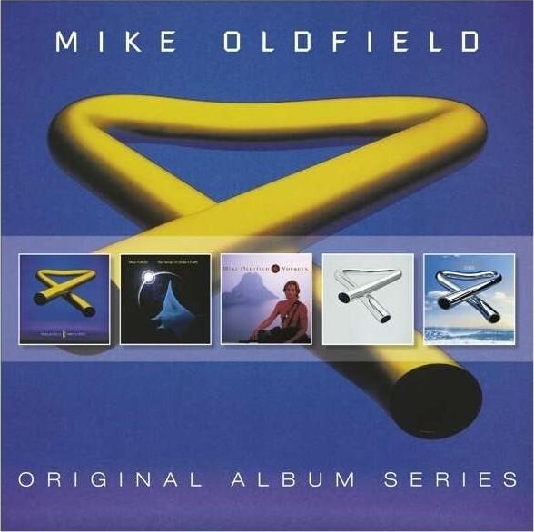 Image of   Mike Oldfield - Original Album Series - CD