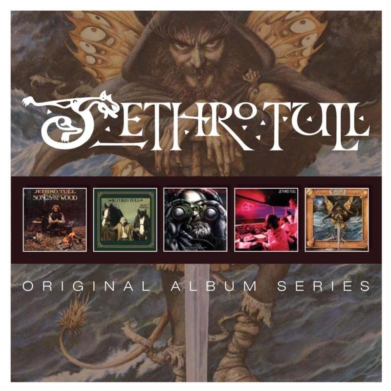 Jethro Tull - Original Album Series - CD