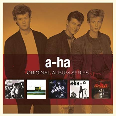 Image of   A-ha - Original Album Series - CD