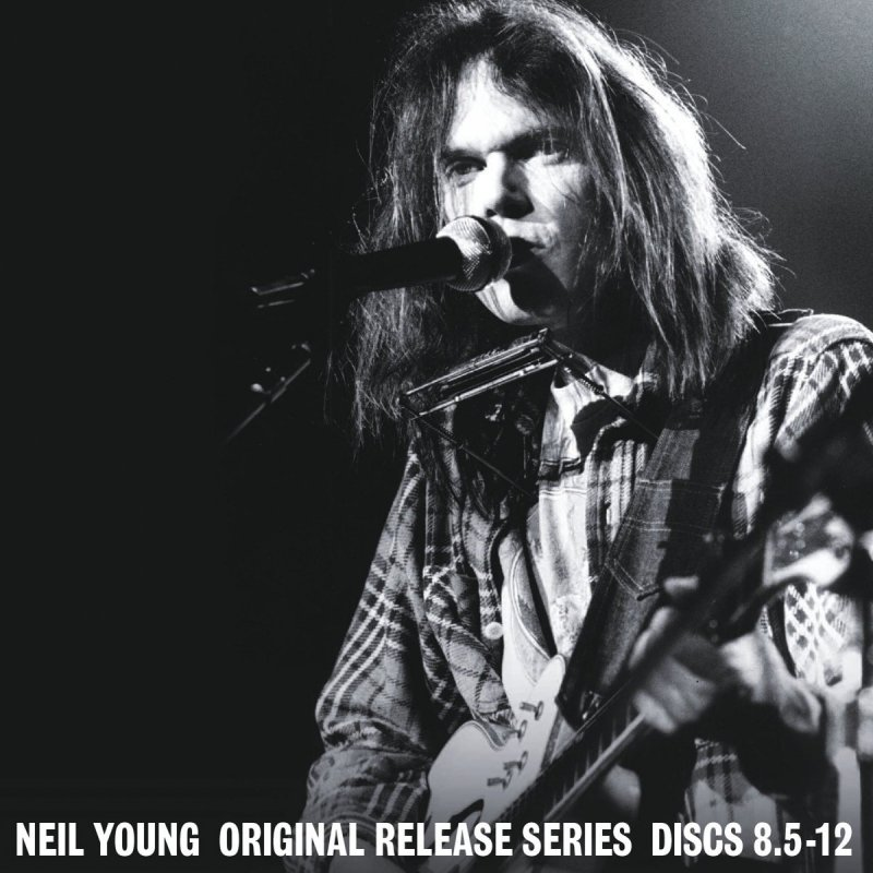 Neil Young - Original Release Series Discs 8.5-12 - CD