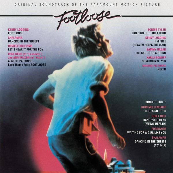 Image of   Footloose - Soundtrack - CD