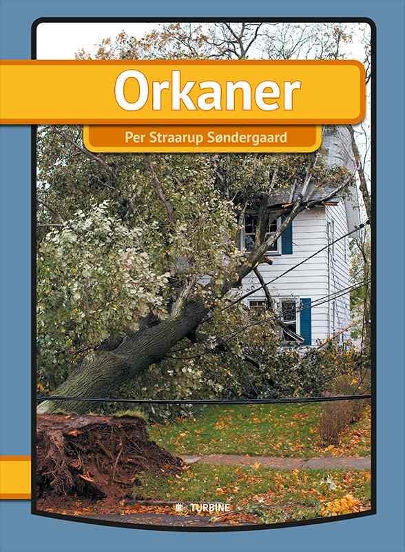 Orkaner - Per Straarup Søndergaard - Bog
