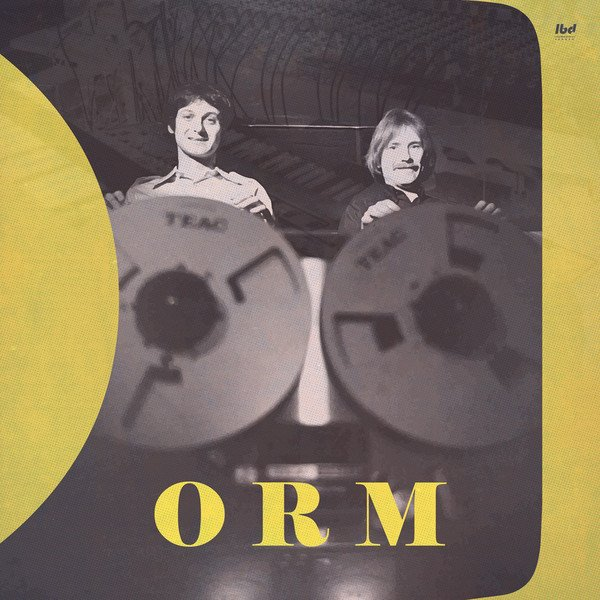 Orm - Orm - Vinyl / LP