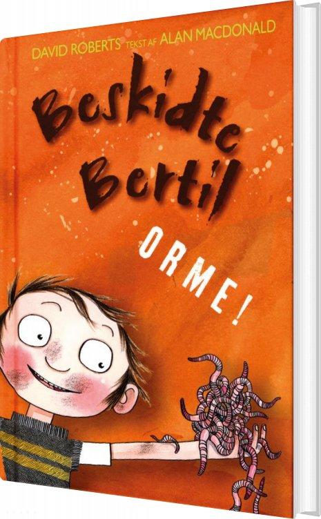 Image of   Beskidte Bertil - Orme! - Alan Macdonald - Bog