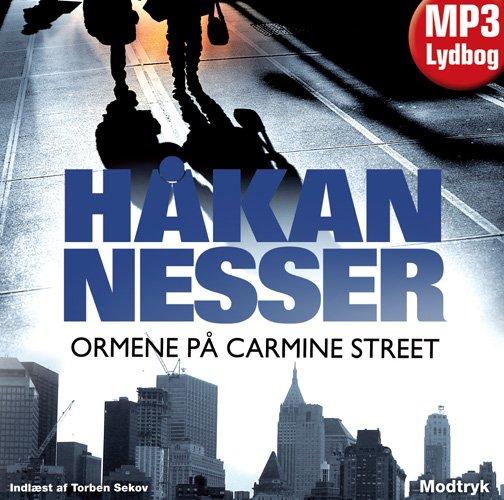 Image of   Ormene På Carmine Street - Mp3 - Håkan Nesser - Cd Lydbog