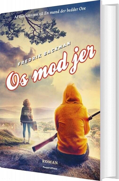 Os Mod Jer - Bjørneby 2 - Fredrik Backman - Bog