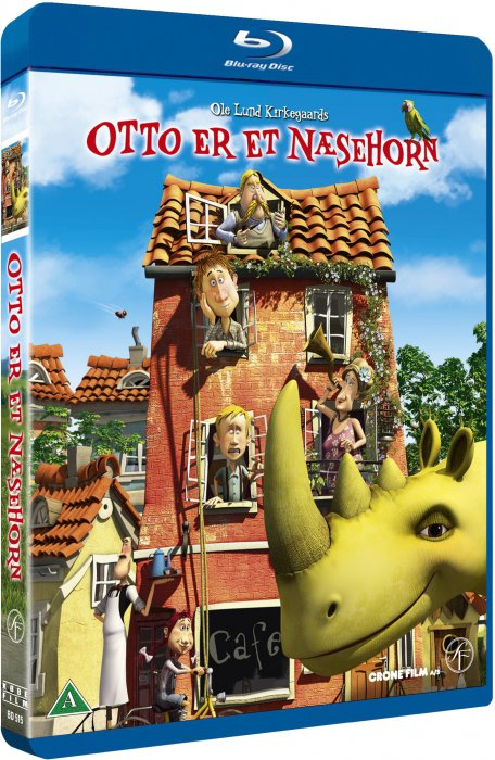Image of   Otto Er Et Næsehorn - Blu-Ray