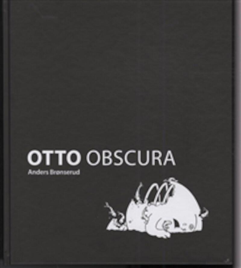 Image of   Otto Obscura - Anders Brønserud - Tegneserie