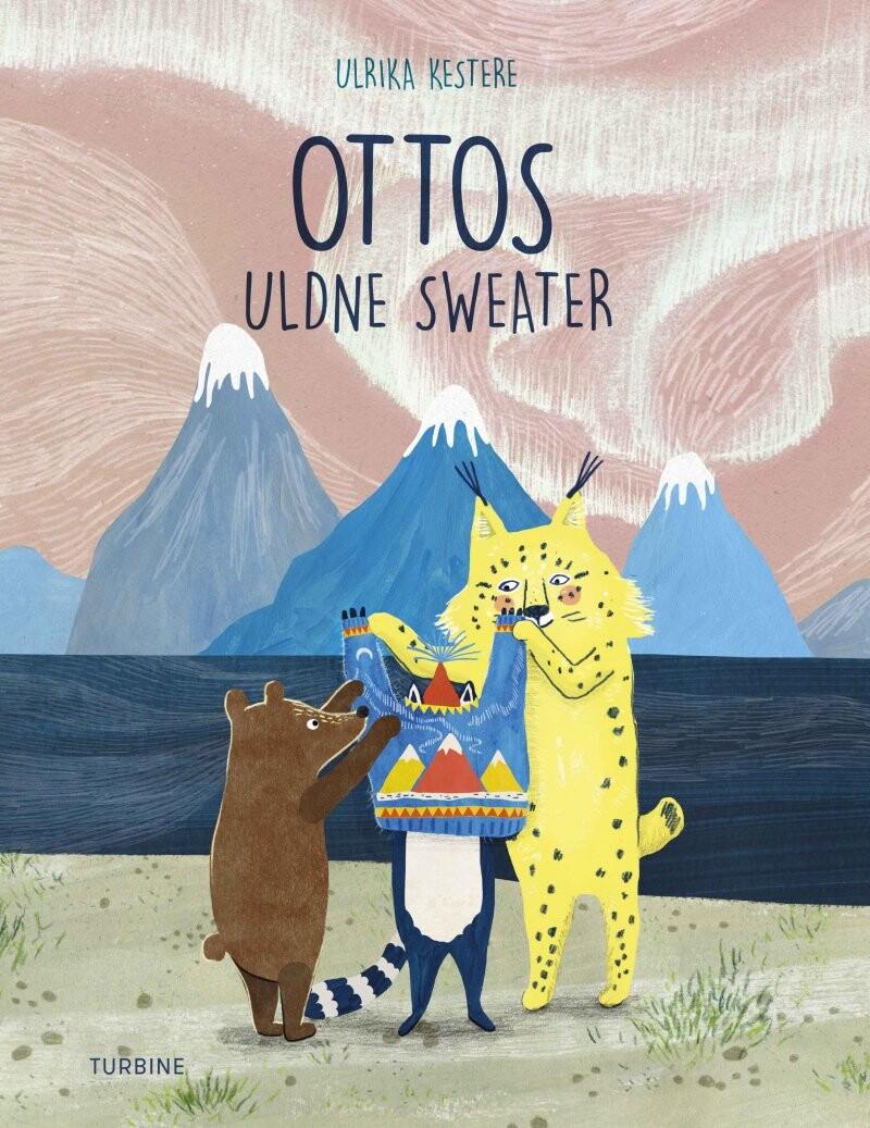 Ottos Uldne Sweater - Ulrika Kestere - Bog