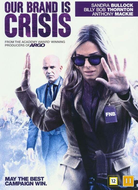 Billede af Our Brand Is Crisis - DVD - Film