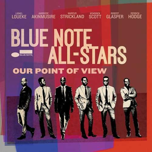 Image of   Blue Note All-stars - Our Point Of View - Vinyl / LP
