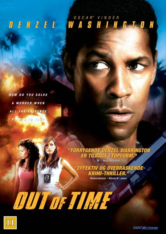 Out Of Time - DVD - Film